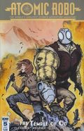 Atomic Robo and The Temple of Od (2016 IDW) 5SUB