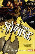 Doctor Strange TPB (2016-2018 Marvel) By Jason Aaron, Dennis Hopeless and John Barber 1-1ST