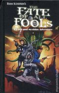 Fate of All Fools HC (206 Magnetic Press) A Basil and Moebius Adventure 1-1ST