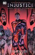 Injustice Gods Among Us Year Five HC (2016-2017 DC) 1-1ST