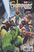 Champions (2016-2019 Marvel 2nd Series) 3B