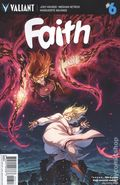 Faith (2016 Valiant 2nd Series) 6A