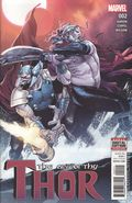 Unworthy Thor (2016 Marvel) 2A