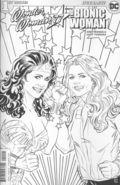 Wonder Woman '77 Meets the Bionic Woman (2016 Dynamite) 1D