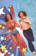 Wonder Woman '77 Meets the Bionic Woman (2016 Dynamite) 1F