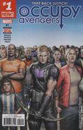 Occupy Avengers (2016) 1C