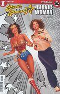 Wonder Woman '77 Meets the Bionic Woman (2016 Dynamite) 1G