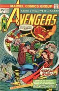 Avengers (1963 1st Series) Mark Jewelers 132MJ