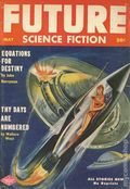 Future Science Fiction (1952-1960 Columbia Publications) Pulp Vol. 3 #1