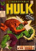 Incredible Hulk (French Series L'Incroyable Hulk 1968) 1