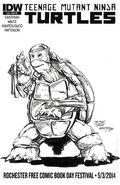 Teenage Mutant Ninja Turtles (2011 IDW) 33RE.RFCBD.B