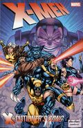 X-Men X-Cutioner's Song TPB (2016 Marvel) 3rd Edition 1-1ST