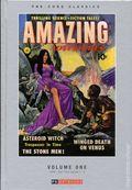 Pre-Code Classics: Amazing Adventures HC (2016 PS Artbooks) 1-1ST