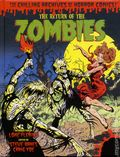 Return of the Zombies: The Chilling Archives of Horror Comics HC (2016 IDW) 1-1ST