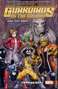 Guardians of the Galaxy TPB (2015-2017 Marvel) New Guard 1-1ST