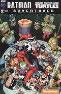 Batman Teenage Mutant Ninja Turtles Adventures (2016 IDW) 2