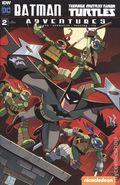 Batman Teenage Mutant Ninja Turtles Adventures (2016 IDW) 2RI