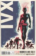 IvX (2016 Marvel) Inhumans vs. X-Men 1B