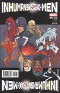 IvX (2016 Marvel) Inhumans vs. X-Men 1C