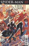 Spider-Man (2016 Marvel) 10A