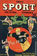 True Sport Picture Stories Vol. 4 (1947) 3