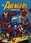 Avengers Annual HC (1975-1978 Marvel UK) 1978
