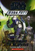 Star Wars Boba Fett SC (2003-2004 Scholastic) A Clone Wars Novel 1-REP