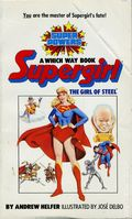 Supergirl The Girl of Steel PB (1984 Which Way Book) 1-1ST