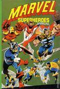 Marvel Superheroes Annual HC (1974-1992 Grandreams) UK 1981