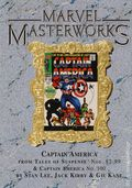 Marvel Masterworks Deluxe Library Edition Variant HC (1987-Present Marvel) 1st Edition 46-1ST