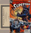 Superman (1987 2nd Series) 213DF.SIGNED