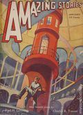 Amazing Stories (1926-Present Experimenter) Pulp Vol. 6 #10