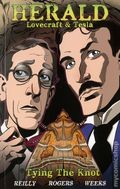 Herald Lovecraft and Tesla: Tying the Knot TPB (2016 Action Lab) 1-1ST