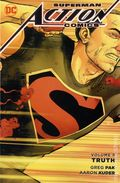 Superman Action Comics TPB (2013-2017 DC Comics The New 52) 8-1ST