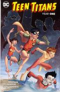 Teen Titans Year One TPB (2016 DC) New Edition 1-1ST