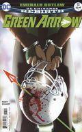 Green Arrow (2016 5th Series) 13A