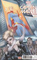 Mighty Captain Marvel (2016 Marvel) 0A