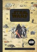 Star Wars Galactic Atlas HC (2016 Disney/Lucasfilm) Maps/Star Charts/Battle Scenes/Timelines 1-1ST