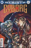 Cyborg (2016) 7B