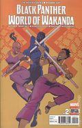 Black Panther World of Wakanda (2016) 2A
