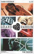 Grand Passion (2016 Dynamite) 2A