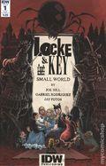 Locke and Key Small World (2016) 1SUBB