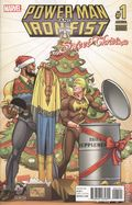 Power Man and Iron Fist Sweet Christmas Annual (2016) 1B