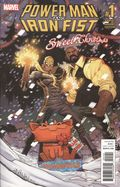 Power Man and Iron Fist Sweet Christmas Annual (2016) 1D