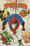 Amazing Spider-Man Annual HC (1974 World Distributors/Panini Books) Spider-Man Annual 1982