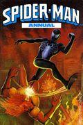Amazing Spider-Man Annual HC (1974 World Distributors/Panini Books) Spider-Man Annual 1987