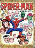 Amazing Spider-Man Annual HC (1974 World Distributors/Panini Books) Spider-Man Annual 1979
