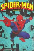 Amazing Spider-Man Annual HC (1974 World Distributors/Panini Books) Spider-Man Annual 1984