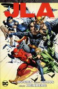 JLA TPB (2011-2016 DC) Deluxe Edition 9-1ST