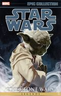 Star Wars Legends: The Clone Wars TPB (2016- Marvel) Epic Collection 1-1ST